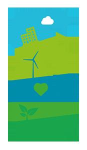 Vignette personnage impact social environnemental positif